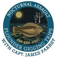 FLOUNDER GIGGING – ROCKPORT, PORT ARANSAS, CORPUS CHRISTI, TX!